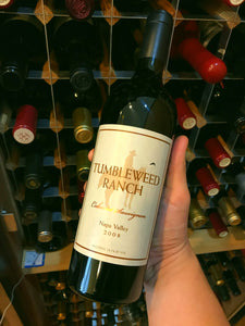 2008 Tumbleweed Ranch - Napa Valley Cabernet Sauvignon - Vino-Flash.com