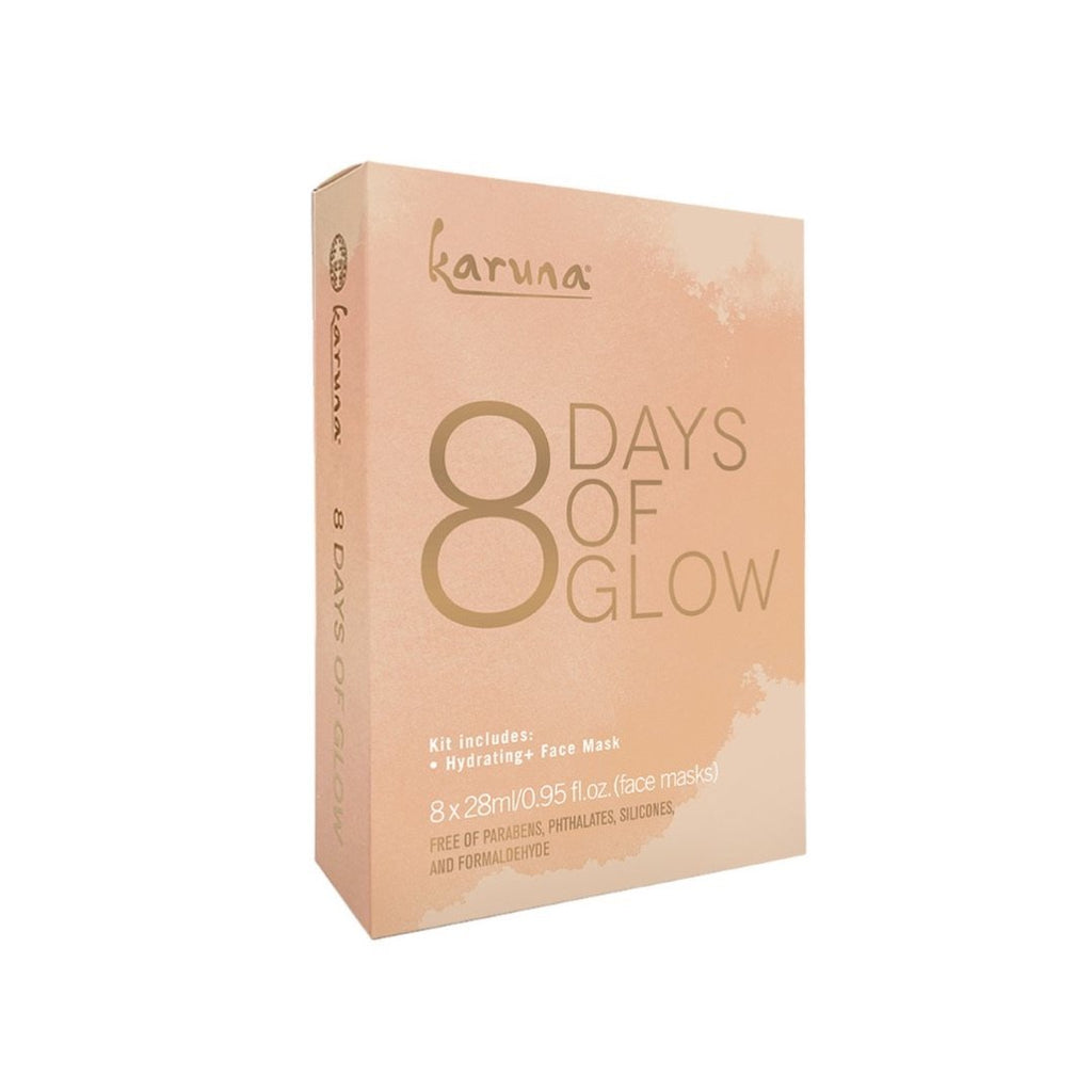 8 DAYS OF GLOW (HYDRATION+ MASK) - The Makeup Room