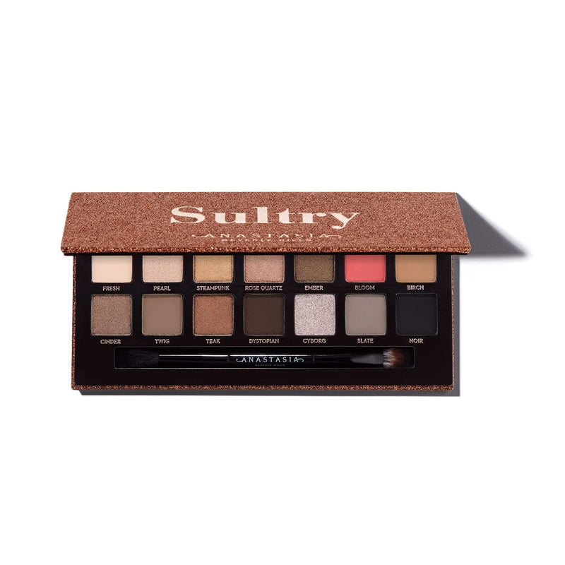 SULTRY EYESHADOW PALETTE