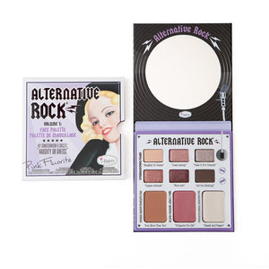 ALTERNATIVE ROCK VOL.1 FACE PALETTE - The Makeup Room