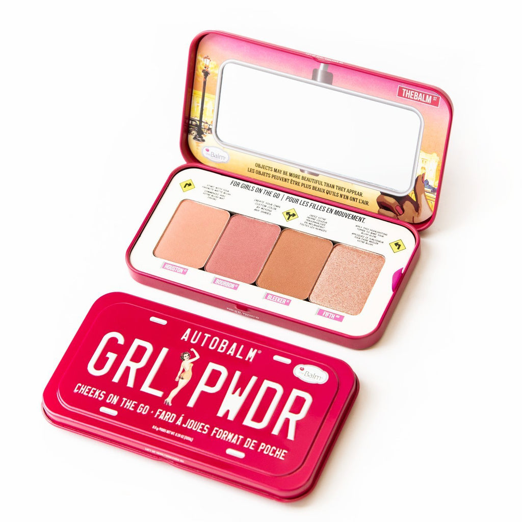 AUTOBALM® GRL PWDR - The Makeup Room