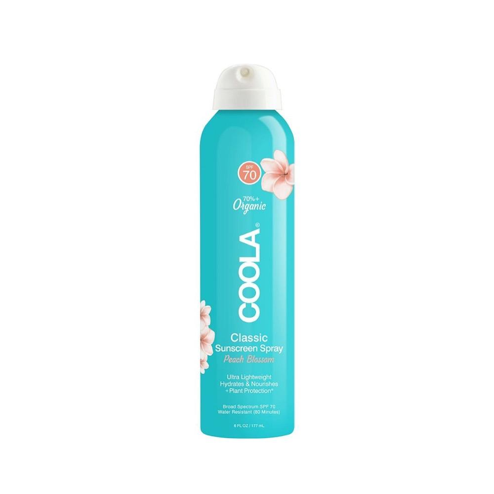 CLASSIC BODY ORGANIC SUNSCREEN SPRAY SPF 70 *PRE-ORDER* - The Makeup Room