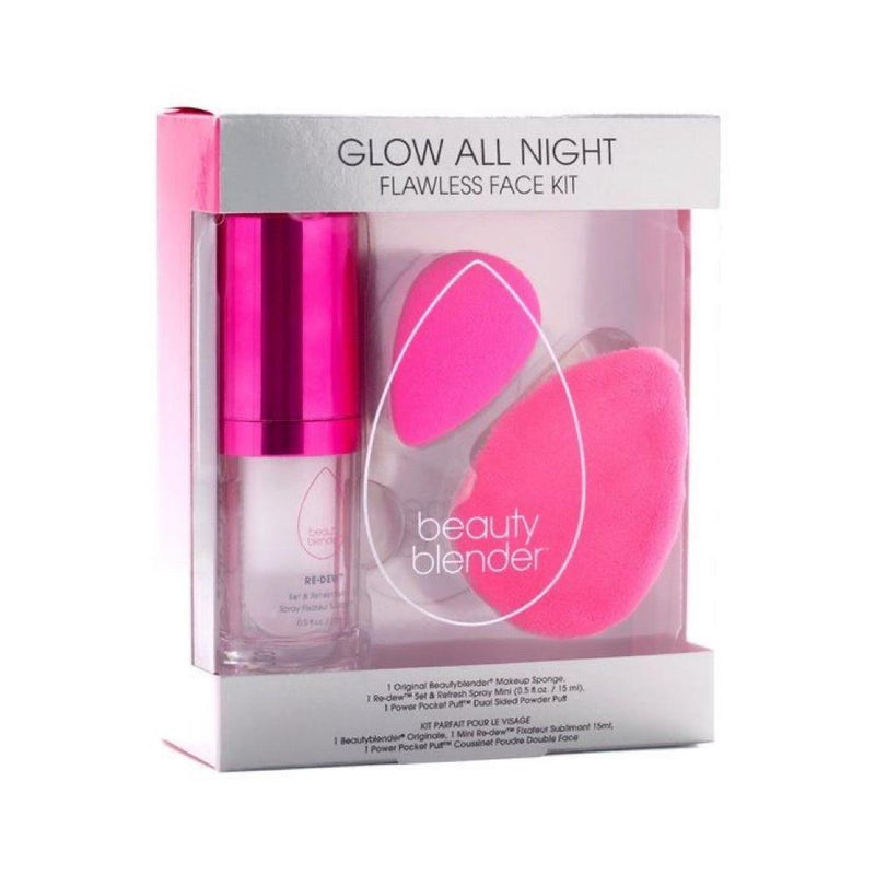 GLOW ALL NIGHT FLAWLESS FACE KIT - The Makeup Room