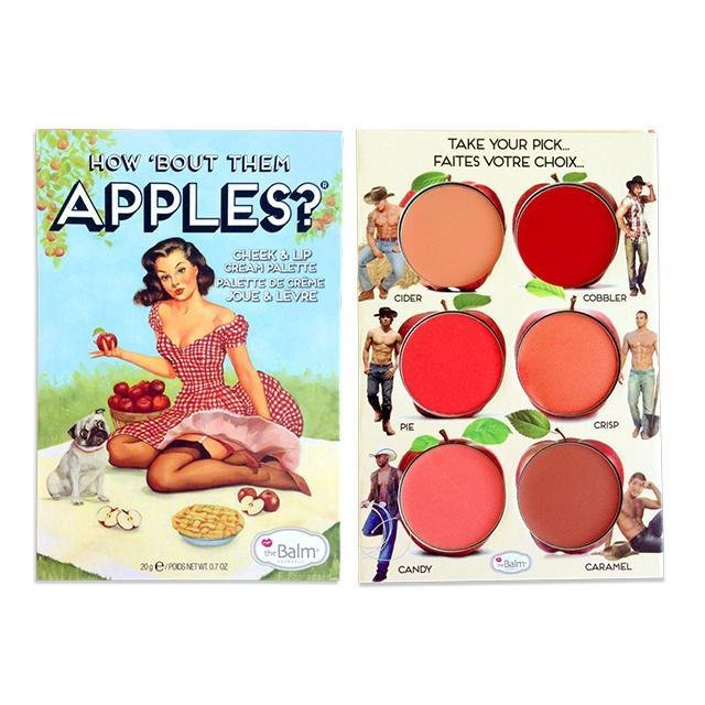 HOW 'BOUT THEM APPLES? - The Makeup Room