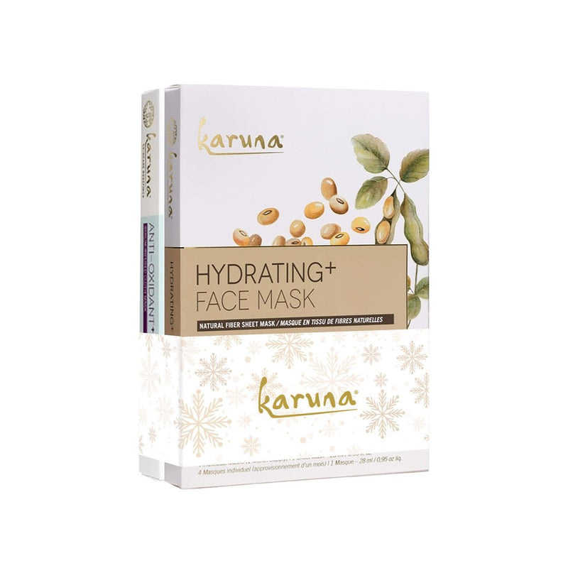 HYDRATING+ AND ANTI-OXIDANT MASK SET - The Makeup Room