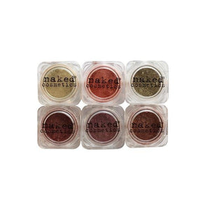 MICA PIGMENTS - URBAN RUSTIC - The Makeup Room