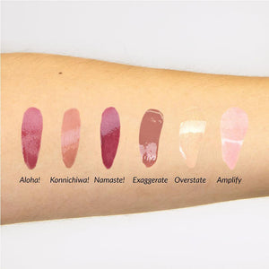 MINI LIP GLOSS KIT VOL.2 - The Makeup Room