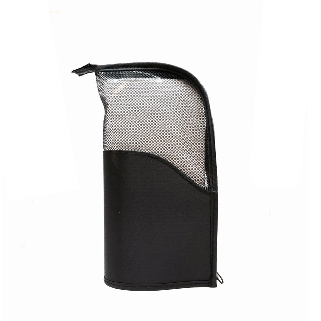 STAND UP PORTABLE MAKEUP BRUSH BAG - The Makeup Room