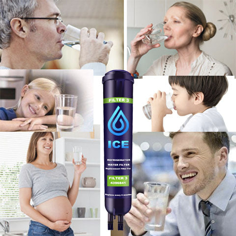 Kenmore refrigerator water filter