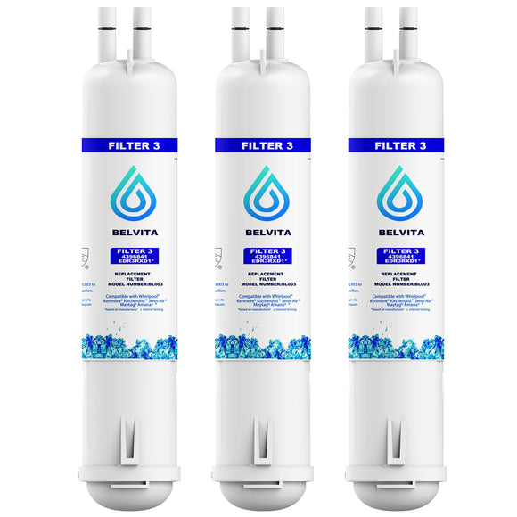 Whirlpool EDR3RXD1 Everydrop Refrigerator Water Filter 3(3-pack) - Best Home products shop