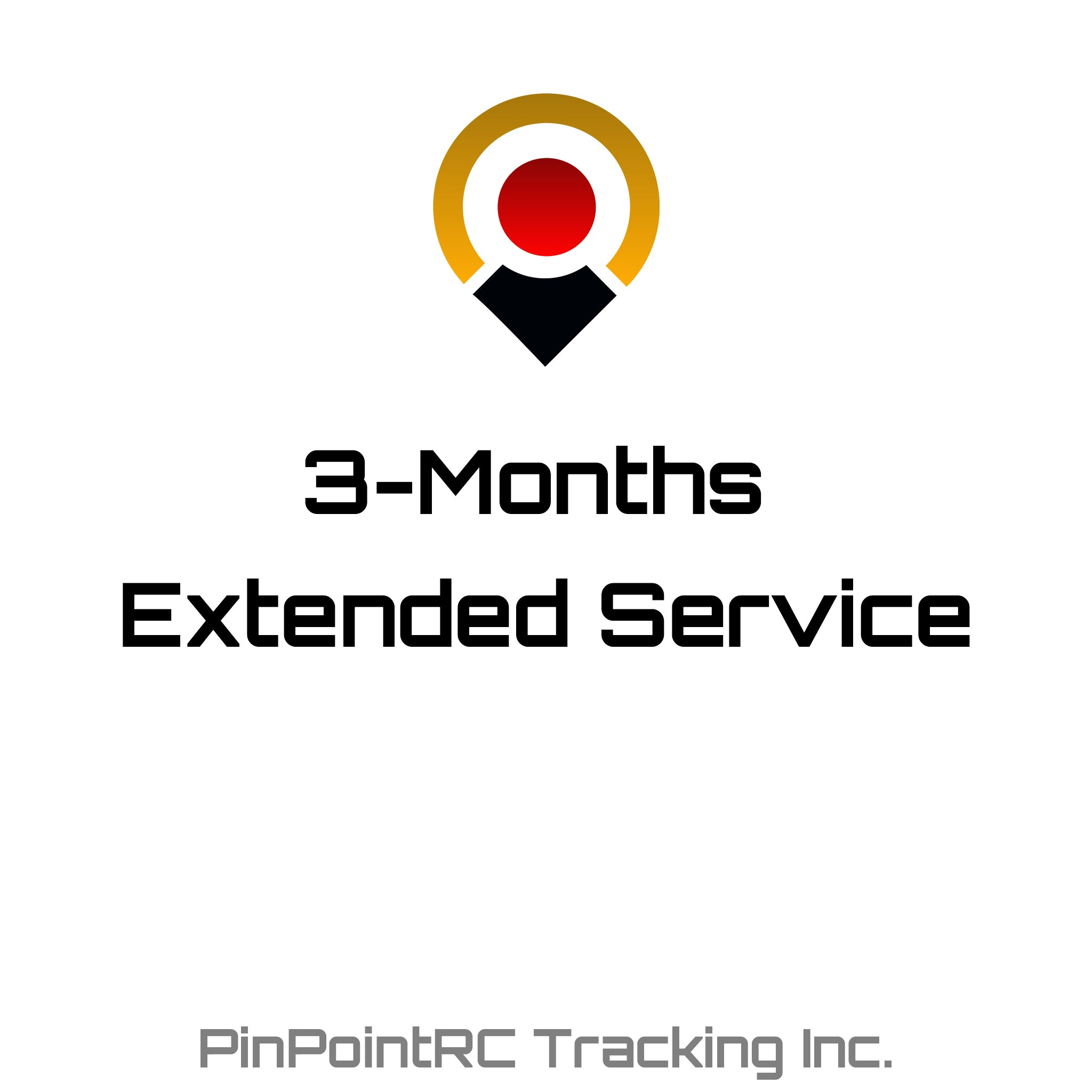 pinpointrc black box 2.0 3-months extended service