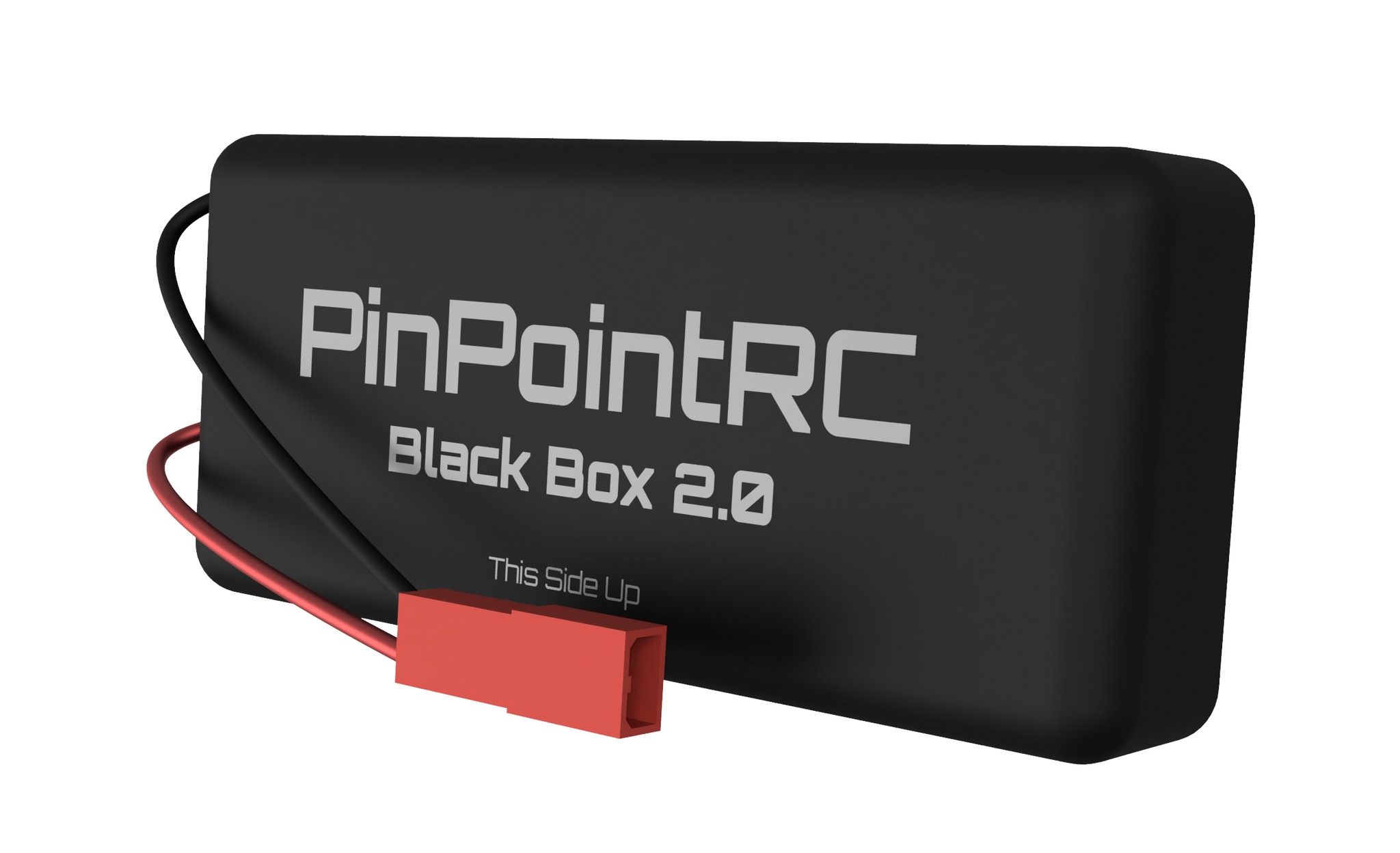 Black Box 2.0 by PinPointRC. Motorcycle tracker, electric bike tracker.