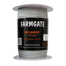 Load image into Gallery viewer, Megawire 500m, 5mm, 9 S/S strands (MW500)