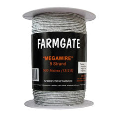 Megawire 500m, 5mm, 9 S/S strands (MW500)