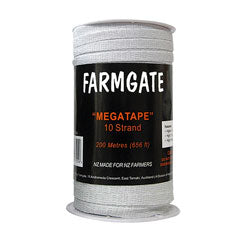 Megatape 200m, 12mm, 10 S/S strands (MT200)
