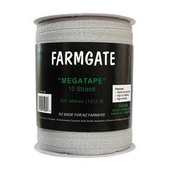 Megatape 400m, 12mm, 10 S/S strands (MT400)