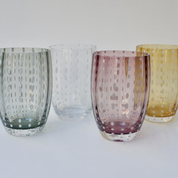 Perle Glass Earth Collection