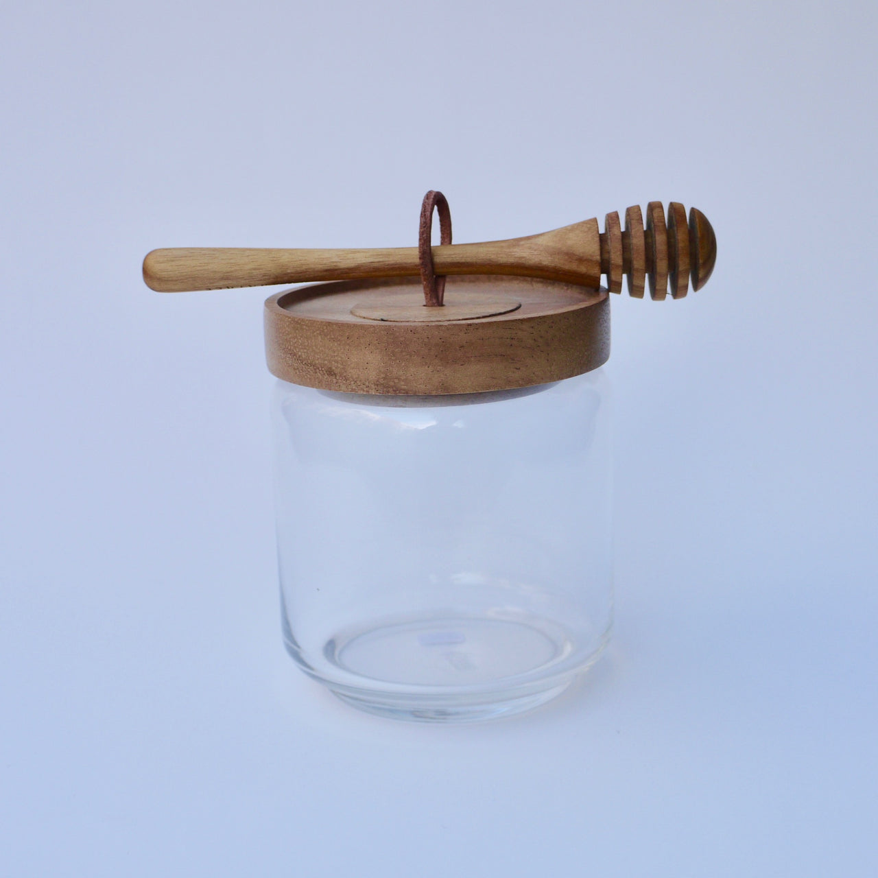 Honey Pot and Honey dripper Utensil set