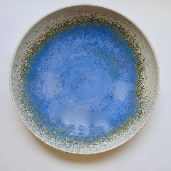 Blue Center serving Bowl