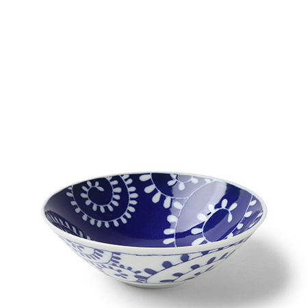 Cobalt vine Small Bowl