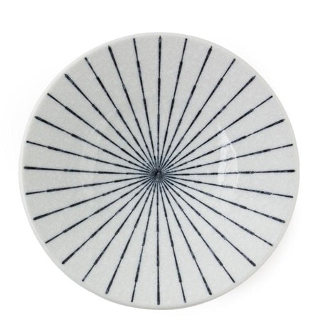 Radial Appetizer plate
