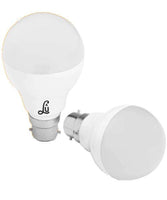 Load image into Gallery viewer, High Lumen 7, 9, 12-Watt Energy Saving light bulbs/Smart Led Bulb India (Pack of 6, White) for home, room indoor & outdoor places, homes, offices, streets, malls, banks, hospitals, cinema halls, parks