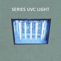 Load image into Gallery viewer, UVC Ceiling Mounted Fixture | Ultraviolet UVC Systems (Retangular, Square) kill 99.99% of viruses and bacteria's For Offices/Public Areas/Showrooms/Shops for safety COVID-19