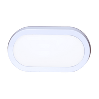 Load image into Gallery viewer, 10 Watt LED Bulkhead Light/Indoor Bulkhead Lights (Pack of 6) for Home/Residential areas, outdoor and indoor, business and industrial premises