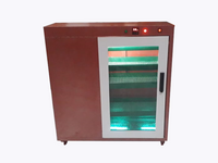 Load image into Gallery viewer, UV Sterilizer Cabinet for daily use items electronic gadgets, Kitchen stencils, board like items, Bathing towels, Handkerchiefs, daily use clothes, Office goods, files, keys