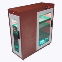 Load image into Gallery viewer, UV Sterilizer Cabinet uv sterilizer cabinet UV Sterilizer Cabinet for daily use items electronic gadgets, Kitchen stencils, board like items, Bathing towels, Handkerchiefs, daily use clothes, Office goods, files, keys LED Uncle www.leduncle.com