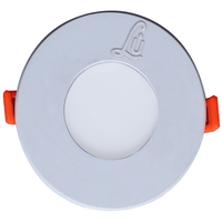 Load image into Gallery viewer, Down light led recessed downlight High Lumen 6, 9, 12-Watt LED Recessed Downlight/Indoor Concealed Downlight (Pack of 6) for kitchen or living room, airport runway Luminosity Lights www.leduncle.com