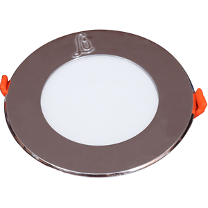 Down light led recessed downlight High Lumen 6, 9, 12-Watt LED Recessed Downlight/Indoor Concealed Downlight (Pack of 6) for kitchen or living room, airport runway Luminosity Lights www.leduncle.com