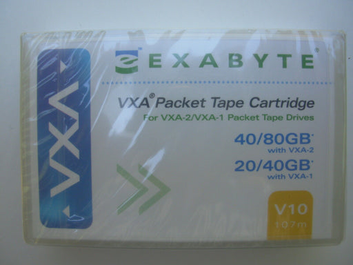 Exabyte VXA-V Data Cartridge 20/40 GB