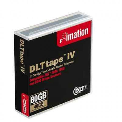 Imation DLT-IV 40GB/80GB Backup Tape (Retail Packaging)