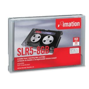 Imation SLR 5 4GB/8GB Data Cartridge