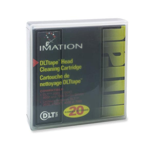 Imation 12919 DLT III/IIIXT/IV Cleaning Cartridge