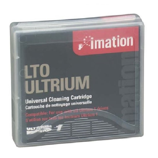 Imation 15931 LTO Ultrium Cleaning Cartridge (Universal 1,2,3,4 & 5)
