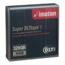 Imation SDLT-1 Backup Tape 160/320GB (New Bulk Pack)