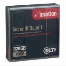 Imation 160GB/320GB SDLT-1 Backup Tape (Retail Packaging)