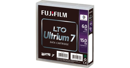 Fujifilm 16495661 - 6TB LTO Ultrium 7 Worm Barium Ferrite data tape cartridge