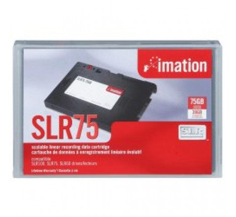 Imation SLR75 38GB/75GB Backup Tape (Retail Packaging)