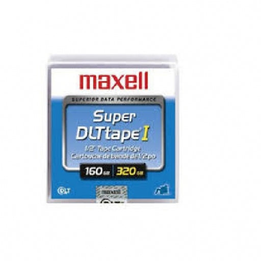 Maxell SDLT-1 Backup Tape 160/320GB (New Bulk Pack)