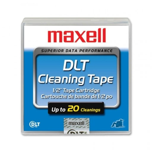 Maxell 183770 DLT Cleaning Cartridge