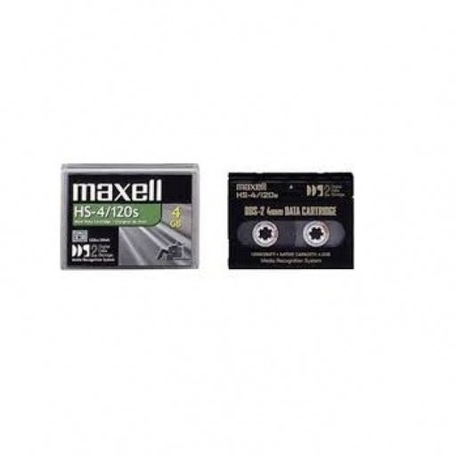 Maxell 200110 4mm DDS-2 Backup Tape Cartridge (4GB/8GB Retail Pack)
