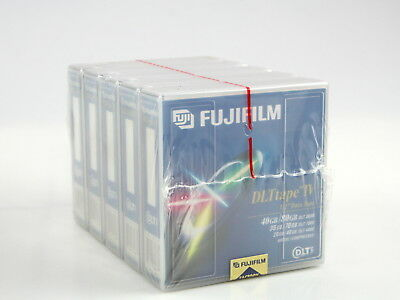 Fuji DLT-IV 40GB/80GB Backup Tape (Retail packaging)