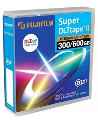 FujiFilm SDLT-II Backup Tape Cartridge (Retail Pack) 300/600 GB