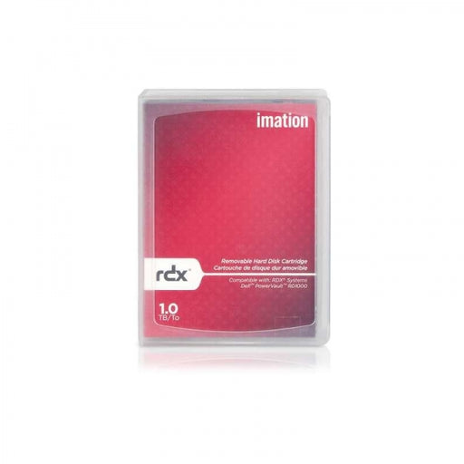 Imation 27957 1.0TB RDX Removable Disk Cartridge (Replaced by 8586-RDX)