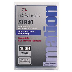 Imation SLR40 20GB/40GB 5.25inches Backup Tape