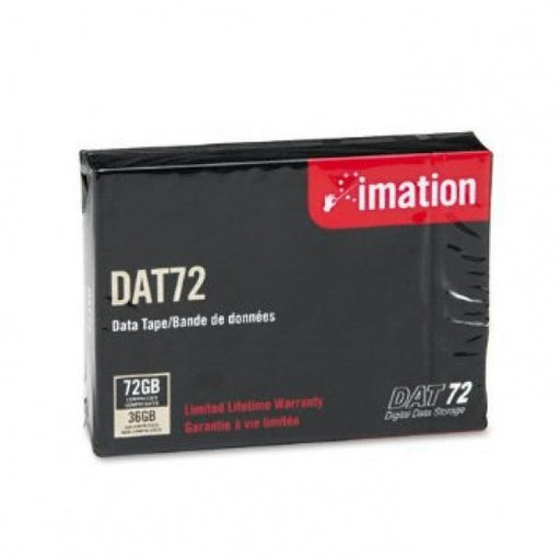 Imation 42818 4mm DDS-1 Backup Tape Cartridge (2GB/4GB 90m Retail Pack)