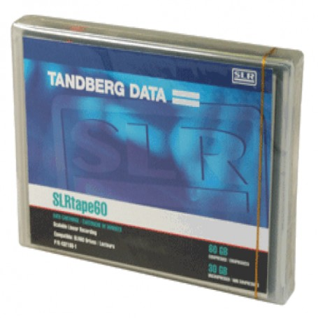 Tandberg Data 30GB/60GB SLR 60 Backup Tape (Retail Packaging)